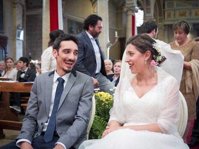 Il matrimonio di Michele e Giulia a Mariano Comense, Como 12