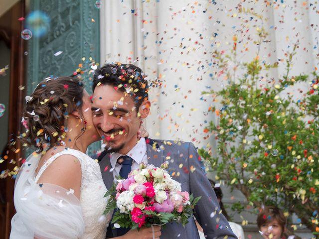 Il matrimonio di Michele e Giulia a Mariano Comense, Como 15