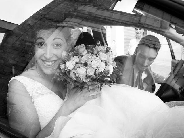 Il matrimonio di Michele e Giulia a Mariano Comense, Como 16