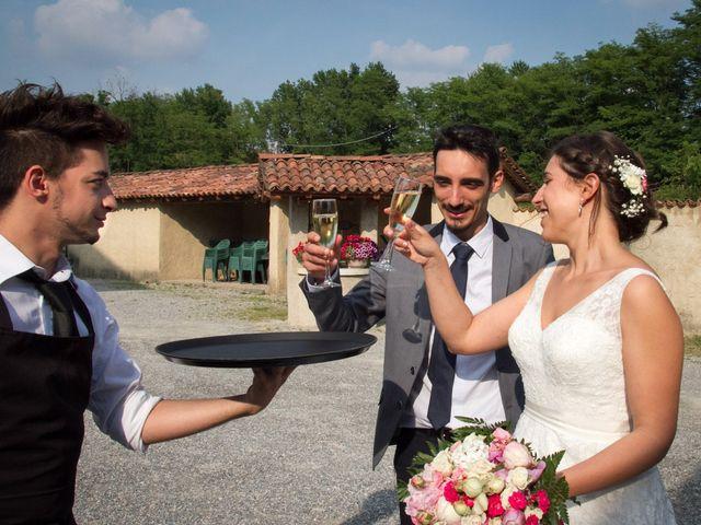 Il matrimonio di Michele e Giulia a Mariano Comense, Como 18