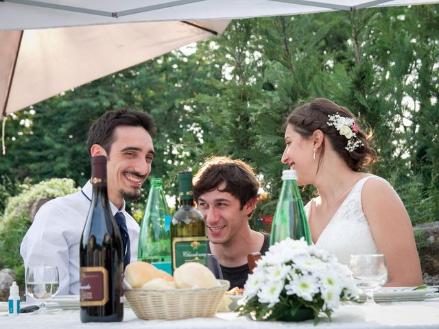 Il matrimonio di Michele e Giulia a Mariano Comense, Como 21