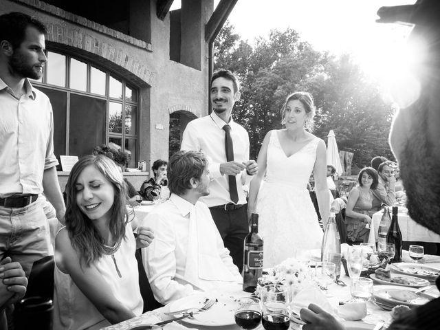 Il matrimonio di Michele e Giulia a Mariano Comense, Como 22
