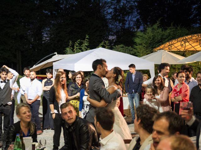 Il matrimonio di Michele e Giulia a Mariano Comense, Como 26