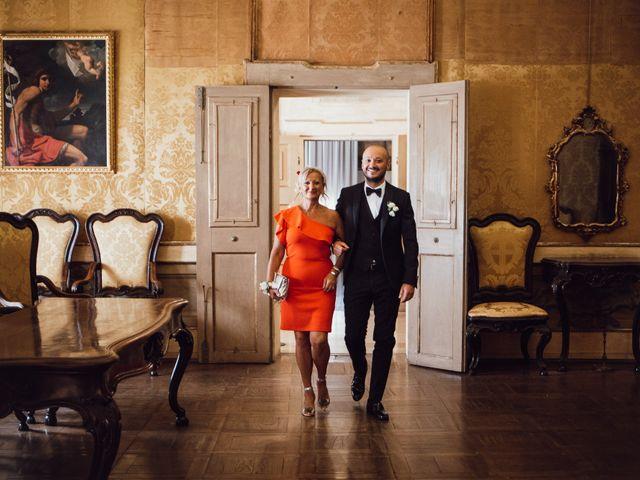 Il matrimonio di Federica e Antonio a Modena, Modena 14