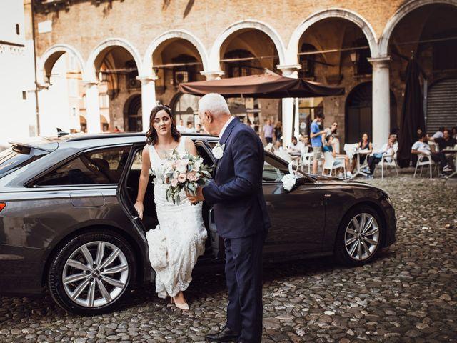 Il matrimonio di Federica e Antonio a Modena, Modena 15