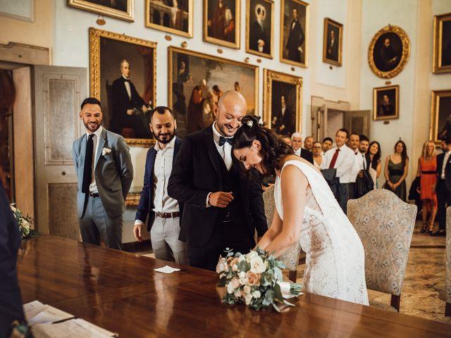 Il matrimonio di Federica e Antonio a Modena, Modena 26