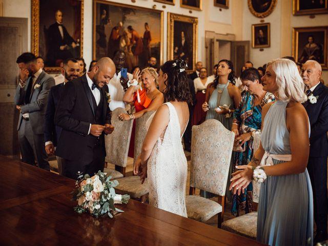 Il matrimonio di Federica e Antonio a Modena, Modena 28
