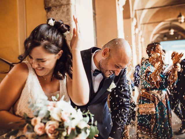 Il matrimonio di Federica e Antonio a Modena, Modena 32
