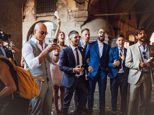 Il matrimonio di Federica e Antonio a Modena, Modena 33