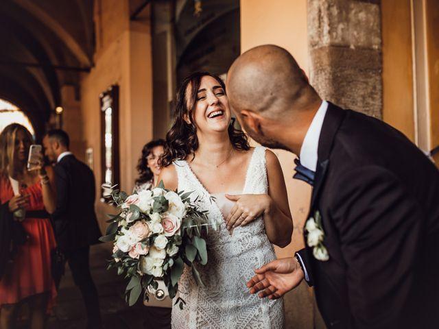 Il matrimonio di Federica e Antonio a Modena, Modena 34