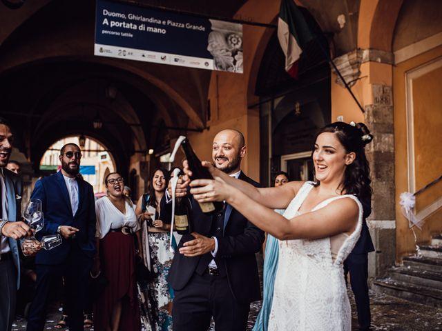 Il matrimonio di Federica e Antonio a Modena, Modena 35