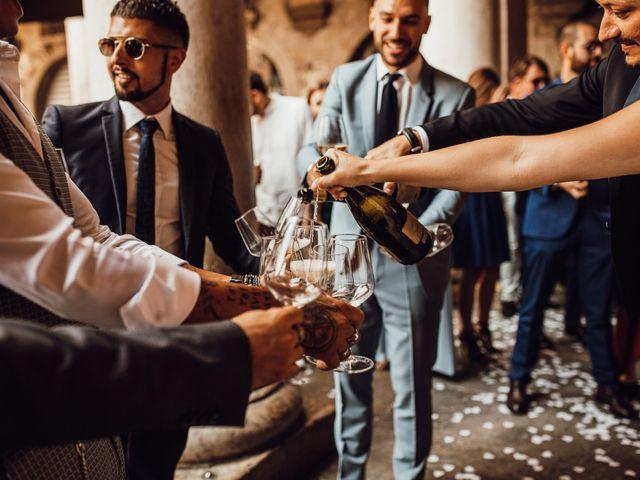 Il matrimonio di Federica e Antonio a Modena, Modena 36
