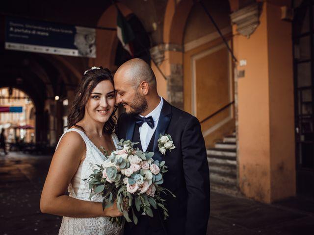 Il matrimonio di Federica e Antonio a Modena, Modena 37
