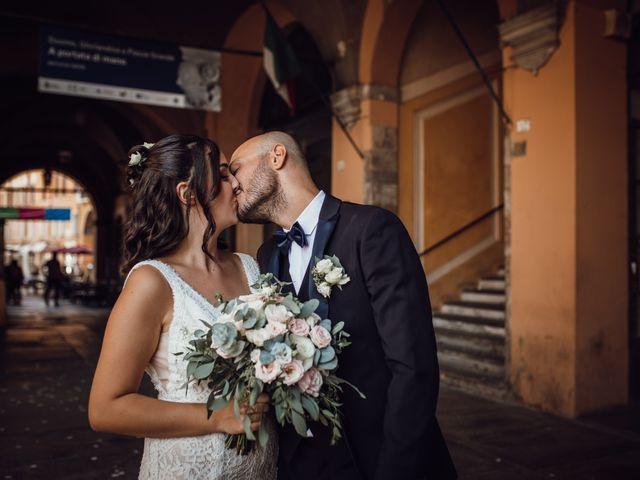 Il matrimonio di Federica e Antonio a Modena, Modena 38