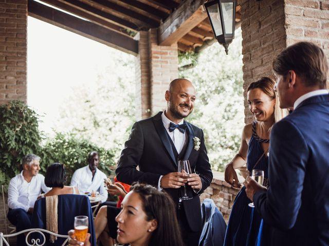 Il matrimonio di Federica e Antonio a Modena, Modena 43