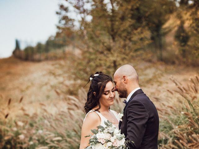 Il matrimonio di Federica e Antonio a Modena, Modena 57