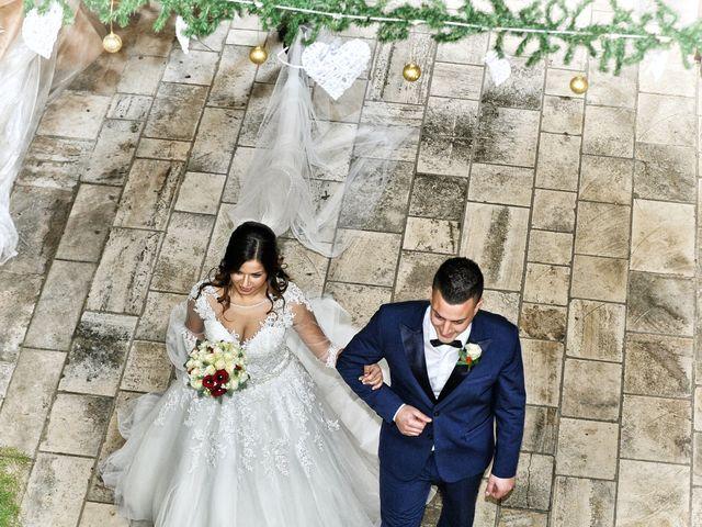 Il matrimonio di Daniela e Antonio a Galatina, Lecce 13