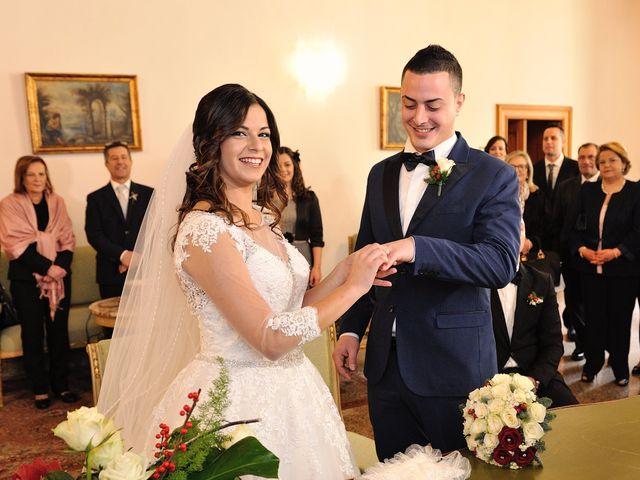 Il matrimonio di Daniela e Antonio a Galatina, Lecce 17