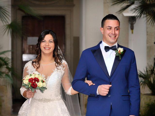 Il matrimonio di Daniela e Antonio a Galatina, Lecce 18