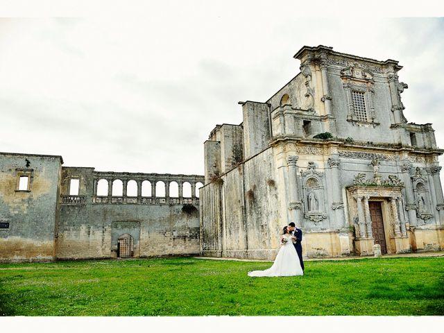 Il matrimonio di Daniela e Antonio a Galatina, Lecce 34
