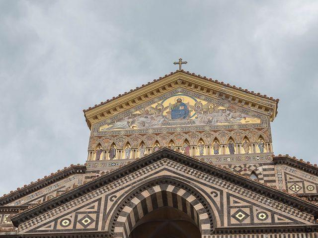 Il matrimonio di Carmine e Alessia a Amalfi, Salerno 12