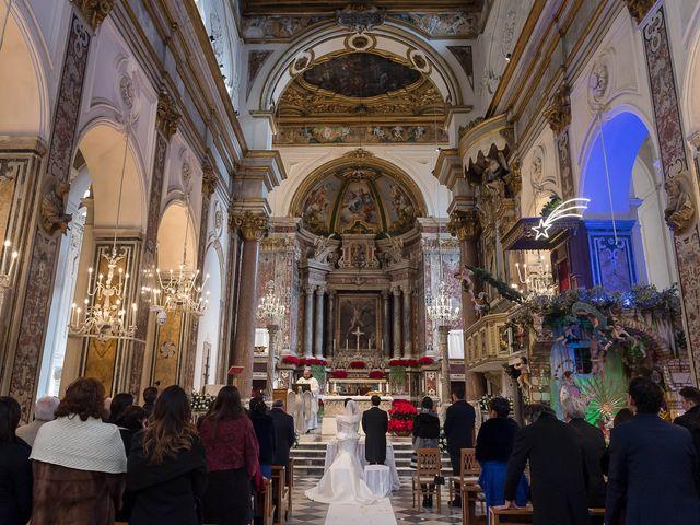 Il matrimonio di Carmine e Alessia a Amalfi, Salerno 15