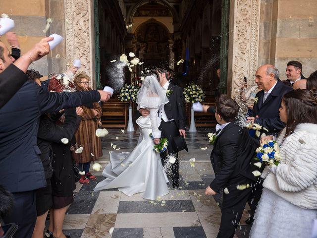 Il matrimonio di Carmine e Alessia a Amalfi, Salerno 16
