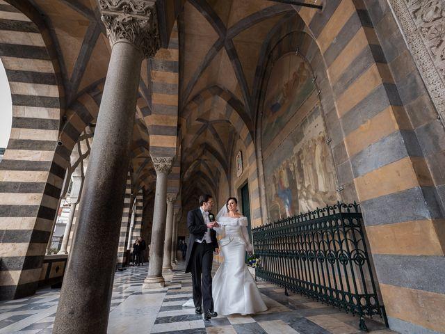 Il matrimonio di Carmine e Alessia a Amalfi, Salerno 18