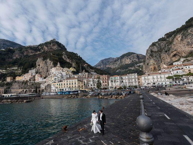 Il matrimonio di Carmine e Alessia a Amalfi, Salerno 21