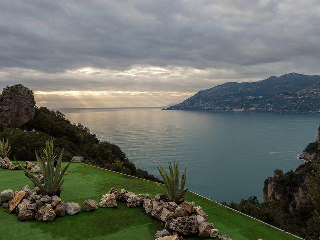 Il matrimonio di Carmine e Alessia a Amalfi, Salerno 25