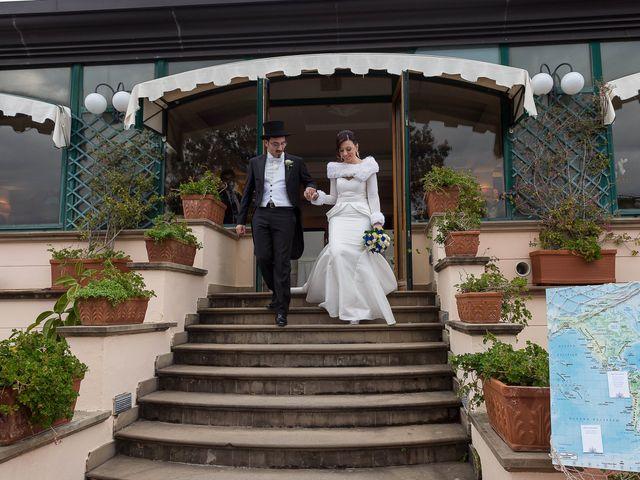 Il matrimonio di Carmine e Alessia a Amalfi, Salerno 26
