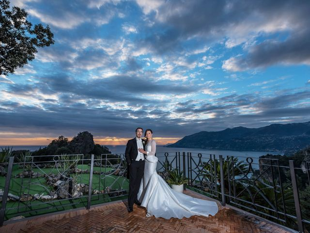 Il matrimonio di Carmine e Alessia a Amalfi, Salerno 27