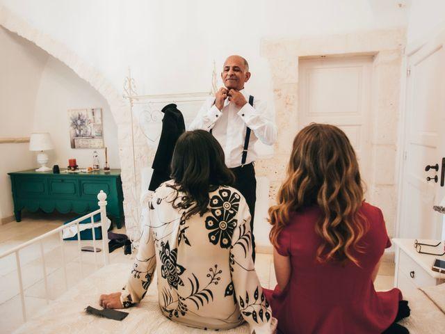 Il matrimonio di Alessia e Sharham a Martina Franca, Taranto 14