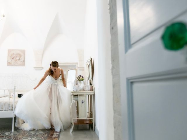 Il matrimonio di Alessia e Sharham a Martina Franca, Taranto 15