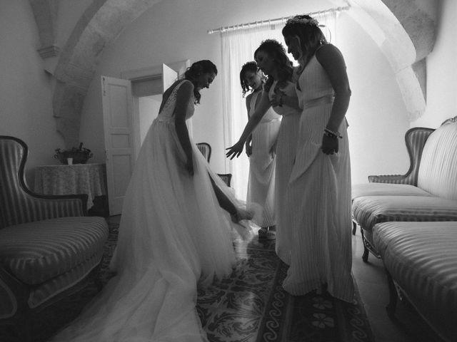 Il matrimonio di Alessia e Sharham a Martina Franca, Taranto 16