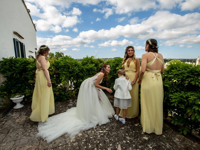 Il matrimonio di Alessia e Sharham a Martina Franca, Taranto 17