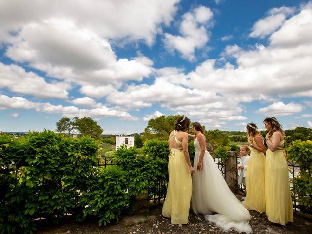 Il matrimonio di Alessia e Sharham a Martina Franca, Taranto 18