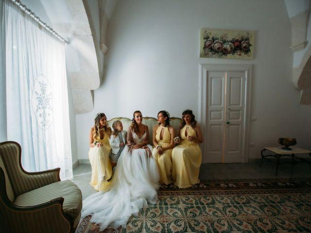Il matrimonio di Alessia e Sharham a Martina Franca, Taranto 19
