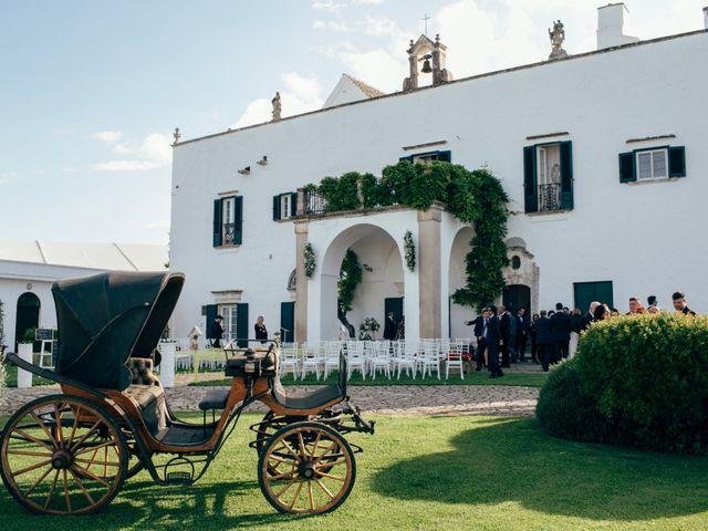 Il matrimonio di Alessia e Sharham a Martina Franca, Taranto 23