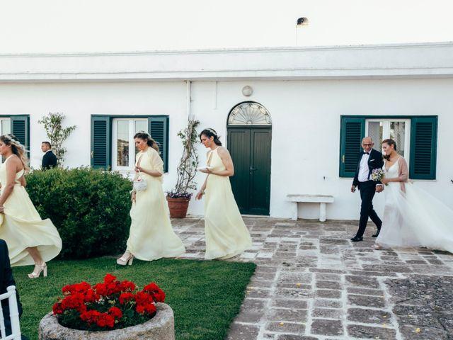 Il matrimonio di Alessia e Sharham a Martina Franca, Taranto 25
