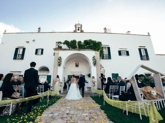Il matrimonio di Alessia e Sharham a Martina Franca, Taranto 26
