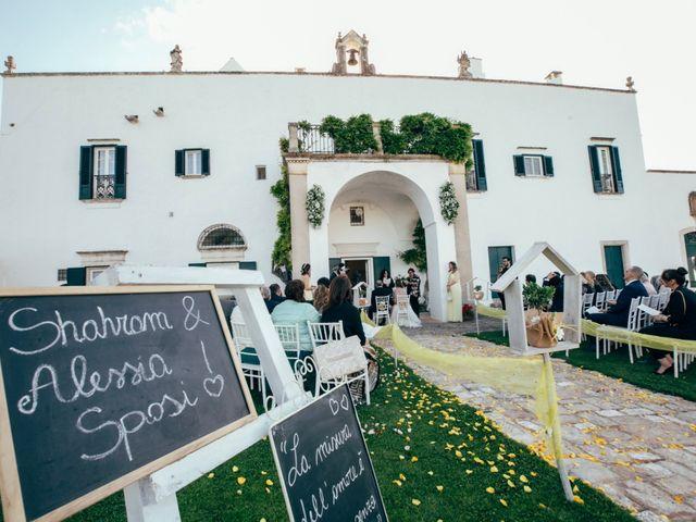 Il matrimonio di Alessia e Sharham a Martina Franca, Taranto 27