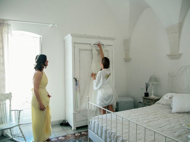Il matrimonio di Alessia e Sharham a Martina Franca, Taranto 38