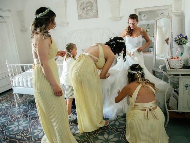 Il matrimonio di Alessia e Sharham a Martina Franca, Taranto 40