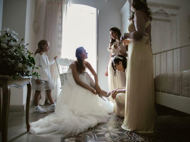 Il matrimonio di Alessia e Sharham a Martina Franca, Taranto 41