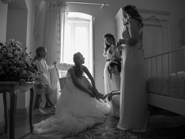 Il matrimonio di Alessia e Sharham a Martina Franca, Taranto 42