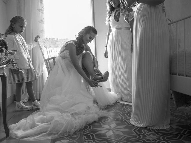 Il matrimonio di Alessia e Sharham a Martina Franca, Taranto 43
