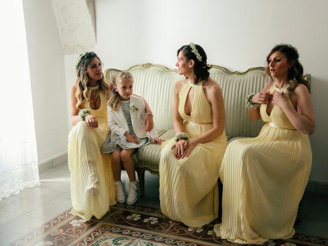 Il matrimonio di Alessia e Sharham a Martina Franca, Taranto 44