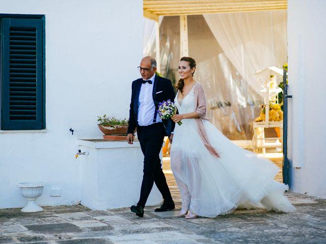 Il matrimonio di Alessia e Sharham a Martina Franca, Taranto 53
