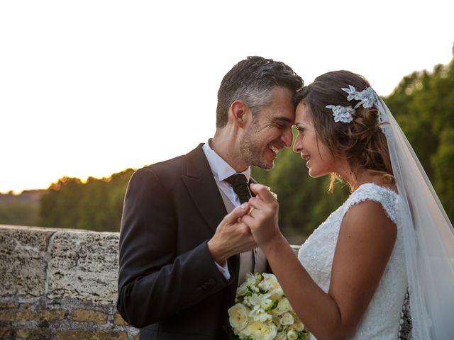 le nozze di Angela e Edoardo